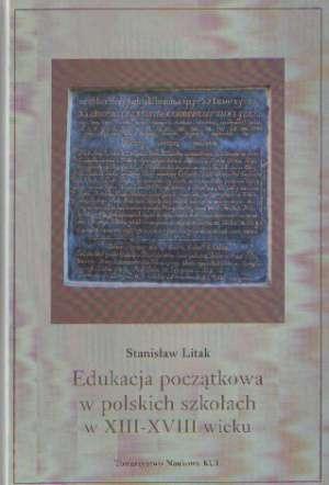Edukacja początkowa w polskich - okładka książki