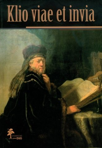 Klio viae et invia - okładka książki