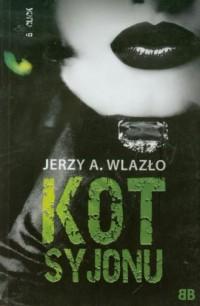 Kot Syjonu - okładka książki
