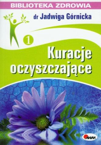 Kuracje oczyszczające - okładka książki