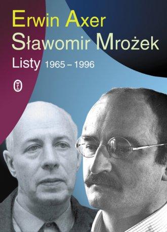 Listy 1965-1996 - okładka książki