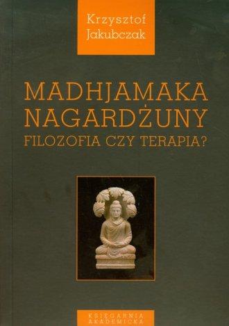 Madhjamaka Nagardżuny - okładka książki
