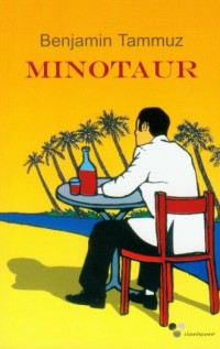 Minotaur - okładka książki