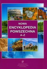 Nowa encyklopedia powszechna A-Z - okładka książki