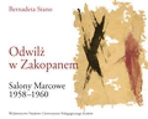 Odwilż w Zakopanem. Salony Marcowe - okładka książki