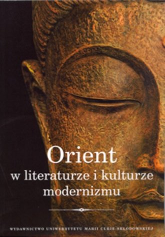 Orient w literaturze i kulturze - okładka książki