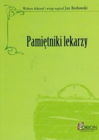 Pamiętniki lekarzy - okładka książki