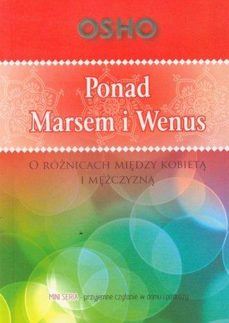 Ponad Marsem i Wenus - okładka książki