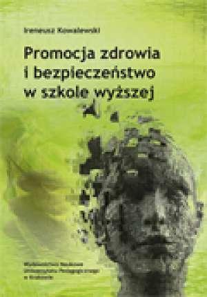 Promocja zdrowia i bezpieczeństwo - okładka książki