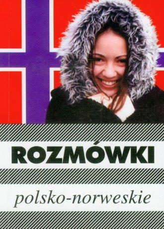 Rozmówki polsko-norweskie - okładka książki