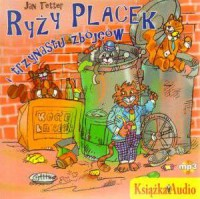 Ryży Placek i trzynastu zbójców. Książka audio (CD mp3) - pudełko audiobooku