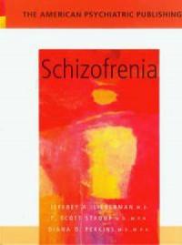 Schizofrenia - okładka książki