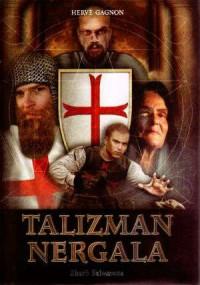 Talizman Nergala. Tom 2. Skarb Salomona (CD mp3) - okładka książki