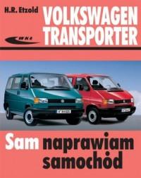 Volkswagen Transporter. Seria: Sam naprawiam samochód - okładka książki
