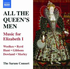 All the Queen s Men (CD) - okładka płyty