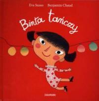 Binta tańczy - okładka książki