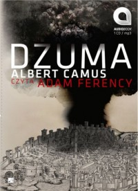 Dżuma (CD) - Albert Camus - pudełko audiobooku