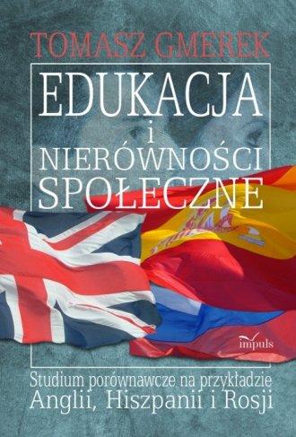 Edukacja i nierówności społeczne - okładka książki