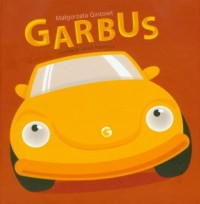 Garbus - okładka książki