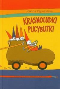 Krasnoludki Pucybutki - okładka książki