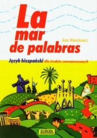 La mar de palabras język hiszpański dla średnio zaawansowanych - okładka podręcznika