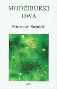 Modżiburki dwa - okładka książki