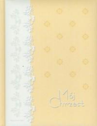 Mój Chrzest. Pamiątka Chrztu Świętego - okładka książki