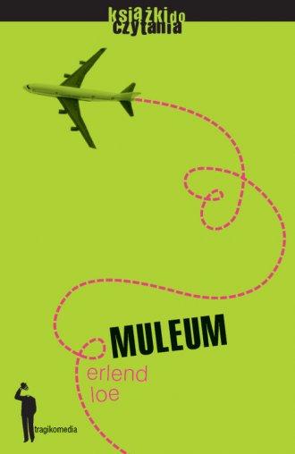 Muleum - okładka książki