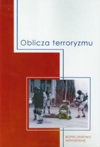 Oblicza terroryzmu - okładka książki