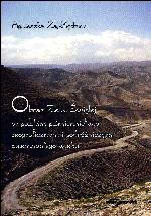 Obraz Ziemi Świętej w polskim piśmiennictwie - okładka książki
