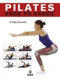 Pilates. Krok po kroku - okładka książki