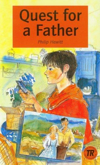 Quest for a Father - okładka książki