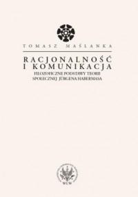 Racjonalność i komunikacja - okładka książki