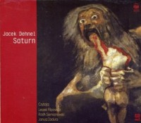 Saturn (CD mp3) - pudełko audiobooku