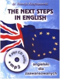 The next steps in English. Intensywny kurs języka angielskiego dla zaawansowanych (+ CD mp3) - pudełko programu