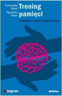 Trening pamięci - Przemysław Bąbel - okładka książki