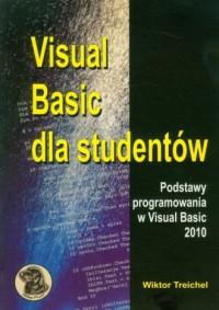 Visual basic dla studentów - okładka książki