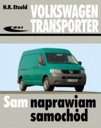 Volkswagen Transporter T5. Seria: Sam naprawiam samochód - okładka książki