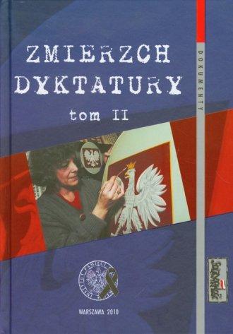 Zmierzch dyktatury. Tom 2 - okładka książki