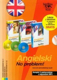 Angielski. No problem! Pakiet samouczków (CD mp3). PAKIET - okładka podręcznika