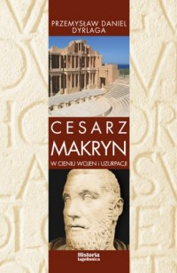 Cesarz Makryn - okładka książki