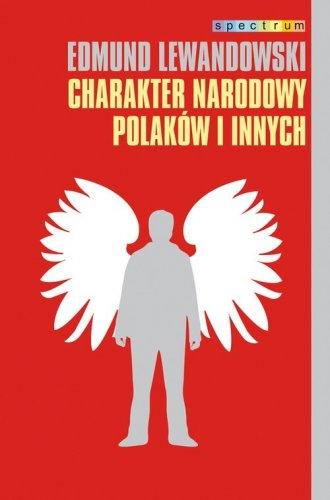 Charakter narodowy Polaków i innych - okładka książki