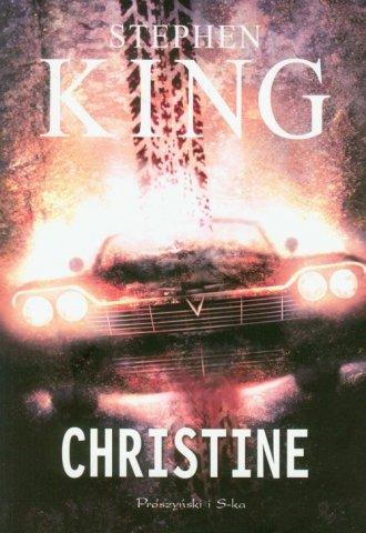 Christine - okładka książki