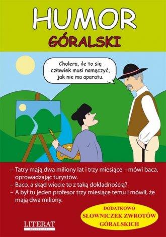 Humor góralski - okładka książki
