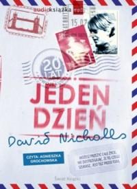 Jeden dzień (CD mp3) - pudełko audiobooku