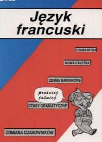 Język francuski. Prościej, jaśniej - okładka podręcznika