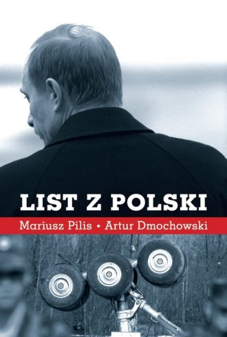 List z Polski - okładka książki