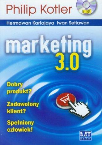 Marketing 3.0 (CD mp3) - pudełko audiobooku