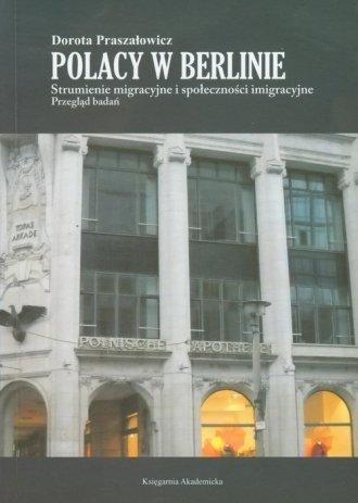 Polacy w Berlinie - okładka książki