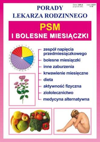 PSM i bolesne miesiączki. Seria: - okładka książki